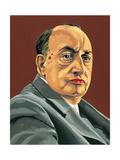 Miguel Angel Asturias Rosales (1899-1974) Guatemalan Writer