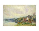 The Seine at Croisset