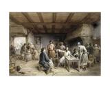 Shipwrights Taking a Rest  1846