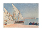 Collioure  Les Balancelles  1887