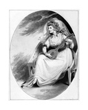Elizabeth Farren in the Role of Olivia  C1785