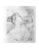 Sibyl Sanderson  1898