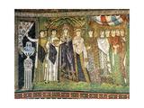 Empress Theodora Basilica of Saint Vitale Italy