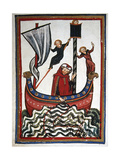 Friedrich Von Hausser Takes Journey to the Third Crusade in Which He Will Die (M1190) Codex…
