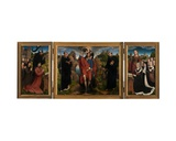 Triptych of Willem Moreel  1484