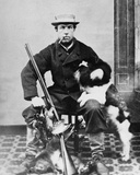 Willoughby Wallace Hooper after Shooting  C1860-80