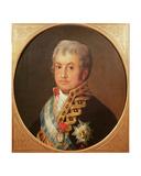 Portrait of José Antonio  Marqués De Caballero
