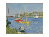 The Seine at Argenteuil  1882