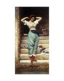 The Washerwoman  1878