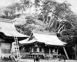 A Kamakura Temple  C1867