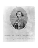 The Right Hon Charles Earl Cornwallis  Print Made by C Knight