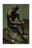 Boxer of Quirinal  also known as the Terme Boxer