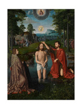 The Baptism of Christ  C1502-08