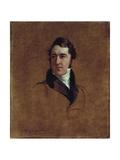 Portrait Sketch of John Poulter  1834