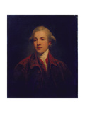 Unknown Man  Called Richard Brinsley Sheridan