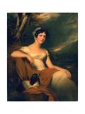 Hon Emma Cunliffe  Later Emma Cunliffe-Offley  C1809-30