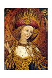 Cherubim  One of the Nine Orders of Angels  with Gold Plumage Covered with Eyes  Superior…