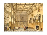 The Great Hall  Hatfield  Berkshire  1600  Illustration from 'Architecture of the Middle Ages' …