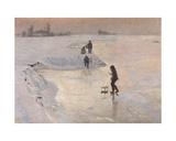 Skaters  1891