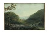 Penrhyn Castle  Near Bangor  Gwynedd  North Wales  before 1820