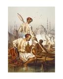Boatmen  1865