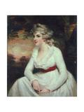 Lady Elizabeth Crichton  Later Viscountess Mount-Stuart  C1791