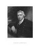 Edward Jenner  Engraved by E Scriven