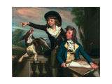 The Western Brothers  1783
