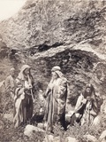 Peasants from the Area of Jerusalem  C1866-67