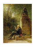 The Philosopher (The Reader in the Park)