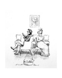 Mr and Mrs Bennet  Illustration from 'Pride and Prejudice' by Jane Austen  Edition Published in…