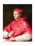 Portrait of Cardinal Dovizi De Bibbiena
