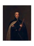 Arthur Wellesley  Duke of Wellington  with a Telescope