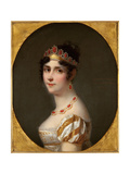 Portrait of Empress Josephine