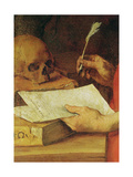 Detail of St Jerome (Detail)