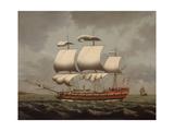 A Liverpool Slave Ship  C1780