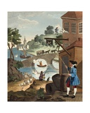 The Importance of Knowing Perspective  Illustration from 'Hogarth Restored: the Whole Works of…
