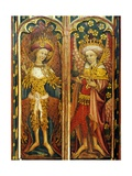 Cherubim and Principalities  Two of the Nine Orders of Angels  Detail of the Rood Screen  St…