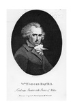 William Hodges Ra  Engraved by Fitzgerald Thornthwaite  Published in 'The Literary Magazine'  1792