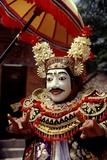 Masked Clown  Bali Indonesia