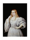 Portrait of a Woman  C1646-56