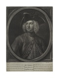 Mr Walker in the Character of Captain Macheath  Engraved by John Faber the Younger…