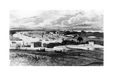 Chatham Dockyard from Port Pitt  Engraved by R Roffe  Published in Ireland's 'History of Kent' …