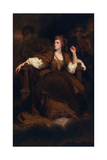 Sarah Siddons as the Tragic Muse  1783-84