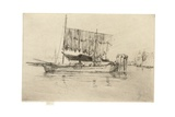 Fishing Boat  1879-80