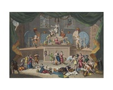 The Lottery  Illustration from 'Hogarth Restored: the Whole Works of the Celebrated William…