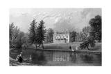 Moor Hall  Near Harlow  Essex  Engraved by John Rogers  1833