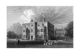 Marks Hall  Coggeshall  Essex  Engraved by John Carr Armytage  1833