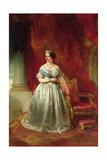 Queen Victoria  1849