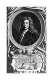 George Byng  1st Viscount Torrington  Engraved by Jacobus Houbraken  1747